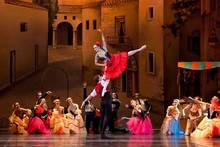 "Ballet Show ""Summer Seasons"" by leading Ballet Companies: Moscow City Ballet and Russian National Ballet TheatreClick to enlarge"