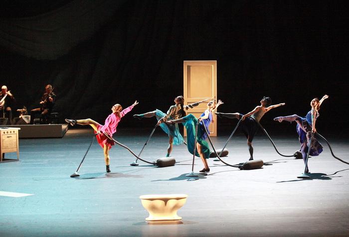 Bolshoi Theatre Ballet The Rite Of Spring Choreographer