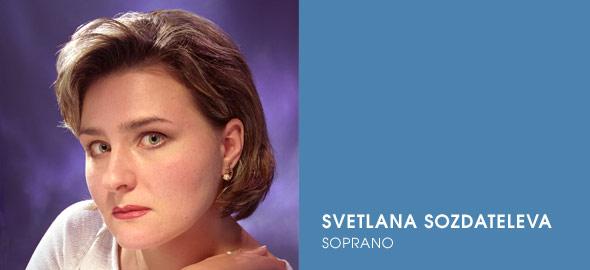 Bride New Russian Soprano Svetlana 78